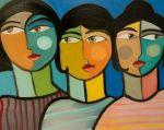 As Três Marias by Ana Johnson