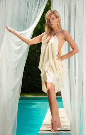 Greek Goddess by Kate