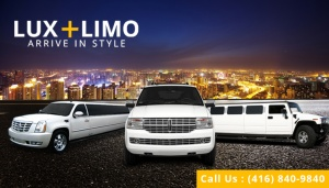 by Limo Rental Service Toronto