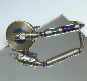 Space HRD Bracelet by Laurent - Max De Cock