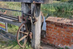 Water Mill 4 (Flow gate mechanism) by LP Photography