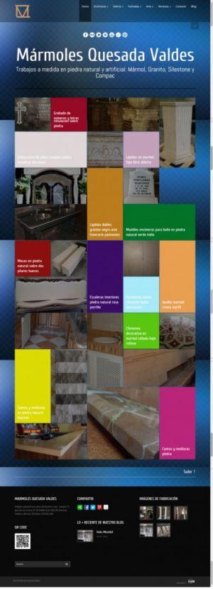 Wb design recent works-Encimeras soleria by Servicios Web Media-Spain