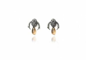 Earring   E-140302-B by talitali
