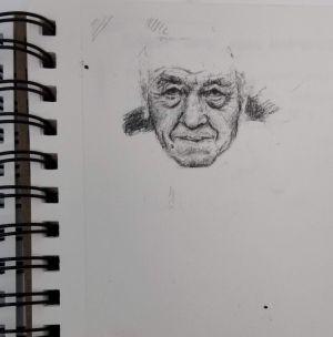 Face study by My Portfolio