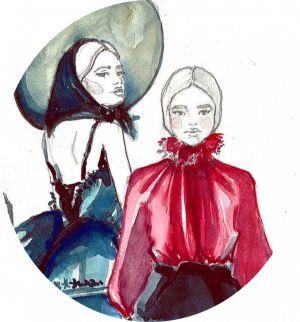 matroska by u.alexandra|watercolorheart|