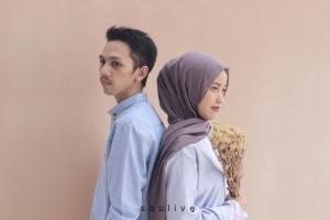 Engagement Dewi & Dwi by Agustine Verdiana Portfolio