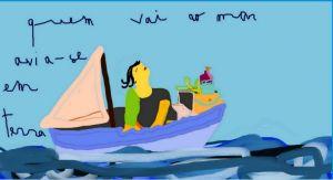 Quem vai ao mar avia-se em terra by Ana Johnson