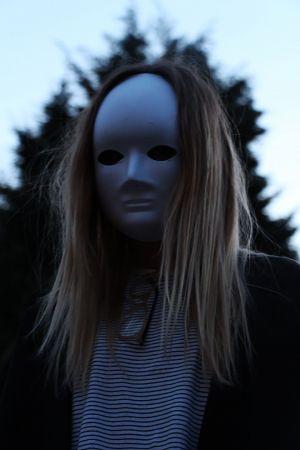 mask no.5 by OVAJ RAT NIJE GOTOV