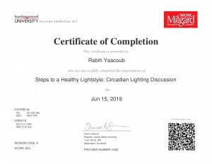 Steps to a healthy Lightstyle by Rabih Yaacoub Portfolio