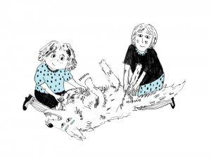Toetitie by Stephanie Gerdon