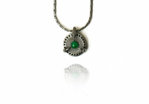 Necklace | N-140104-B by talitali