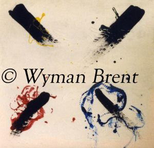 My Anxiety by Wyman Brent ART